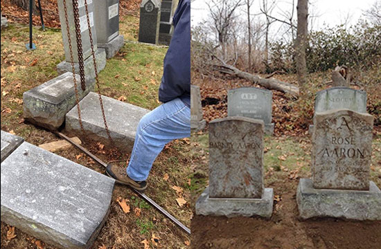 2015 jcam news jewish advocate article on netherlands cemetery
