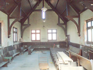 Chapel Before Repairs