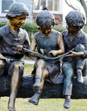 Sculpture of Forgotten Children