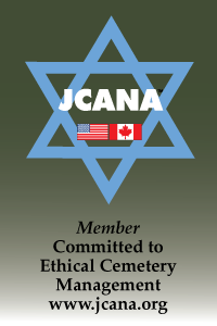 Jewish Cemetery Association of Massachusetts (JCAM) Home Page